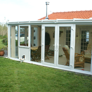Self Built Conservatory