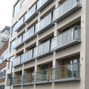 Commercial Balconies