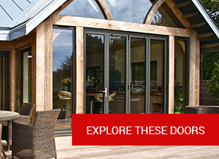 Somerset bi-folding Doors