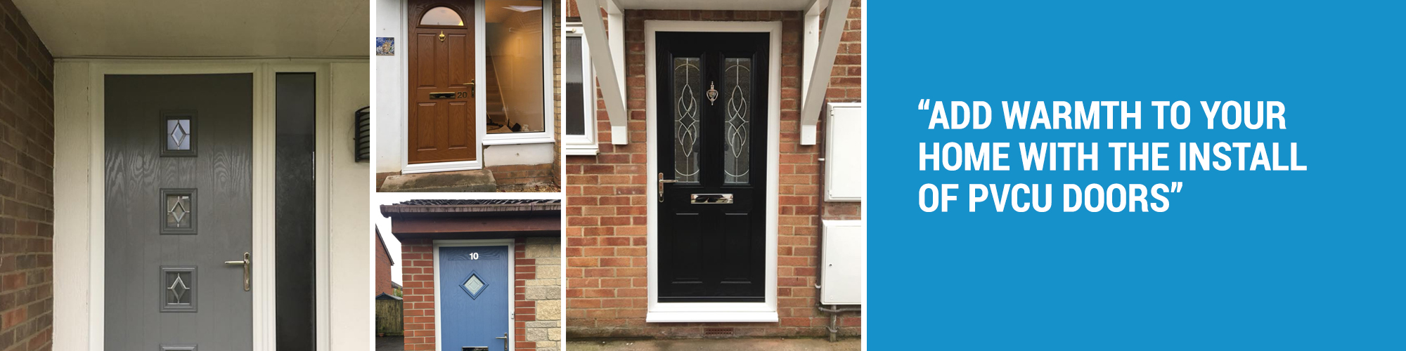 PVCu Doors Somerset